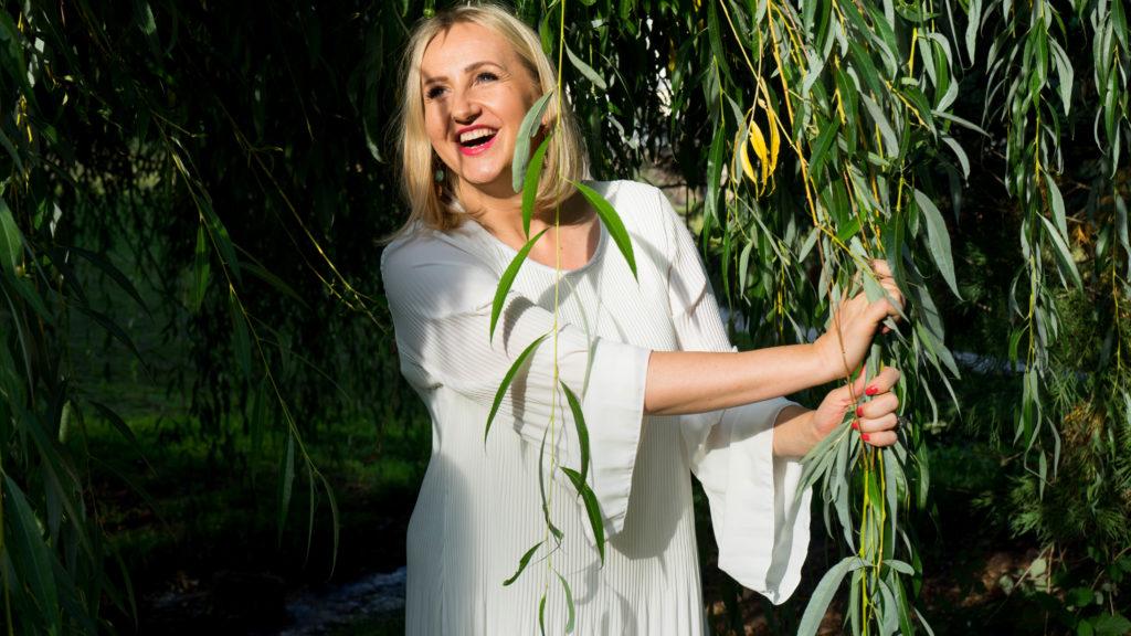 Katharina unter der Weide